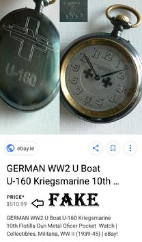 WW2 German Fake Watch