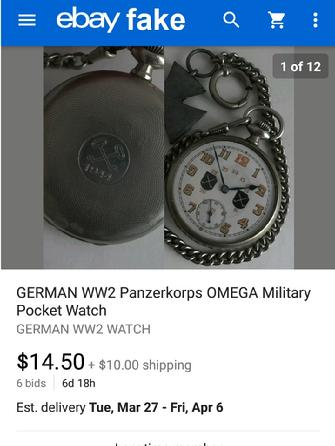 Fake Nazi Items from Latvia