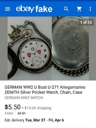 fikuslv nazi watch