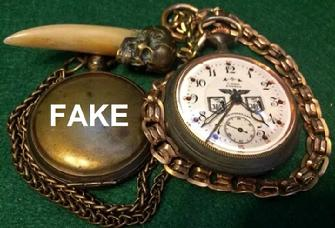 Fake Nazi Watches