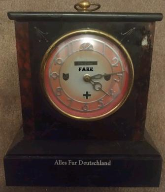 fake nazi closk, watches, WW2 fakes, ebay fakes