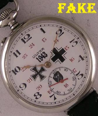 Fully Serviced WW2 ULTRA French Hi GRADE Gent's Wrist Watch MINT