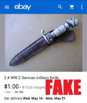 ww2 German Knife