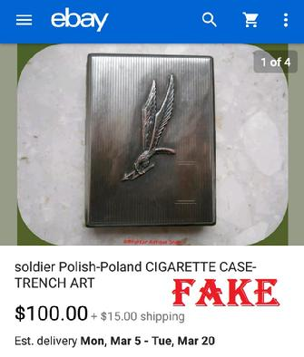 Fake Nazi items