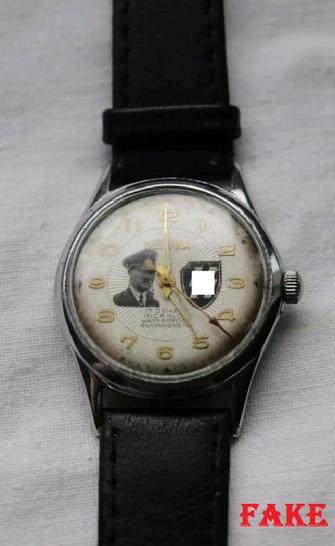Fake Hitler Watch