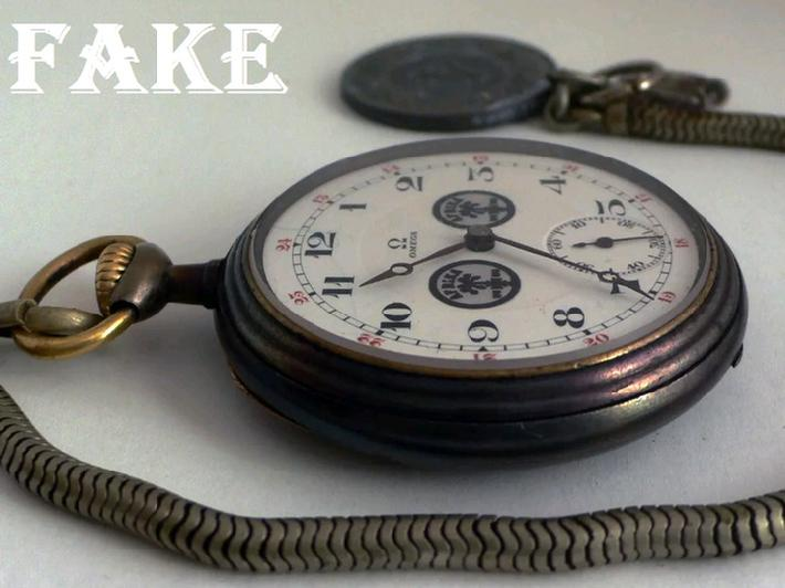 Yes, the parade of fake watches continues. It�s astounding how many people fall for the never ending stream of fake Nazi watches on eBay. They apparently make little or no effort to research the authenticity of such watches, and just believe whatever the seller says about it.